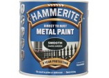 Metal Paint Smooth 2.5L - Dark Green