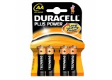 Alkaline Batteries - AA - Pack 4