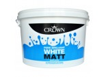 Matt Emulsion 10L - Pure Brilliant White