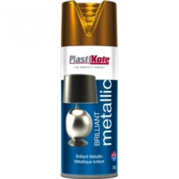 Brilliant Metallic 400ml Aerosol - Copper