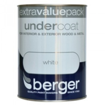 Undercoat 1.25L - Pure Brilliant White