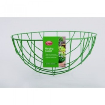 Hanging Basket - 40cm/16 Green