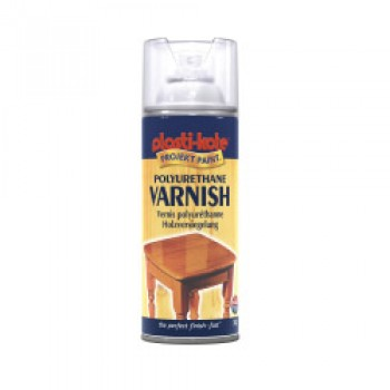 Polyurethane Varnish - 400ml Clear Gloss