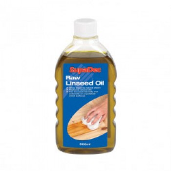Raw Linseed Oil - 500ml