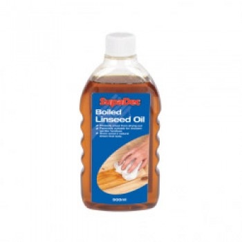 Boiled Linseed Oil - 500ml