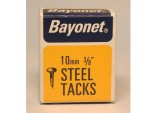 Tacks (Fine Cut Steel) - Blue (Box Pack) - 10mm