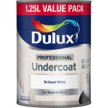 Professional Undercoat 1.25L - Brilliant White