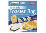Re-usable Toaster Bags - 2 Pack