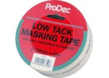 Low Tack Masking Tape - 2/50mm x 50m
