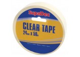 Clear Tape - 24mm x 50m
