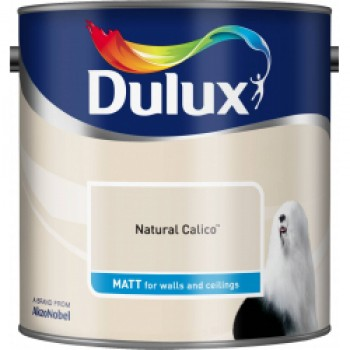 Matt 2.5L - Natural Calico