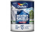 Weathershield Exterior Quick Dry Gloss 750ml - Pure Brilliant White