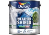 Weathershield Exterior Quick Dry Gloss 2.5L - Pure Brilliant White