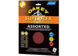 Oakey Superflex - 280 x 230mm - Assorted (1 x C, 1 x M, 1 xF)