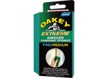 Oakey Extreme Angled Sanding Block - 125 x 90 x 28mm - Fine/Medium