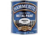 Metal Paint Smooth 750ml - White