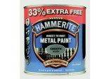 Metal Paint Smooth 750ml + 33% Free - Silver
