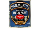 Metal Paint Smooth 750ml - Red