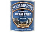 Metal Paint Smooth 750ml - Blue