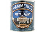 Metal Paint Hammered 750ml - Copper