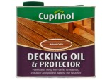Decking Oil & Protector - 2.5L Natural Oak