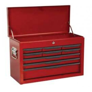 Tool Chest, 9 Drawer ,With Ball Bearing Slides by Hilka