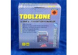 Battery Charger ,Automatic ,-6 Amp 6 & 12V by Toolzone
