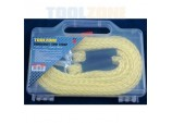 """Emergency Tow Rope,  7/8"""" X 4m by Toolzone"""