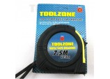 Tape Measure 7.5 Metres by Toolzone