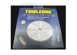 TCT Circular Saw Blades  -250mm, 80 Teeth, 1 Piece by Toolzone