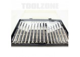 Precision Screwdriver Set 16 Piece by Toolzone