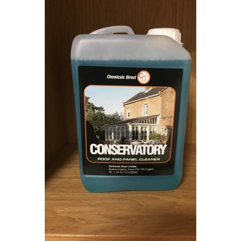 3L Biodegradable Conservatory Roof and Panel Cleaner Multipurpose Hard Surface Cleaner