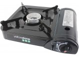 ***Portable Gas Stove - Black