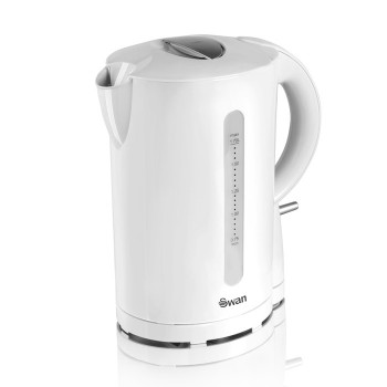1.7L White Jug Kettle