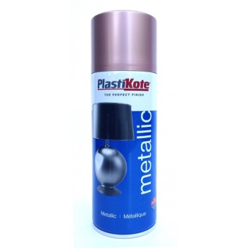 Metallic Paint Rose Gold 400ml