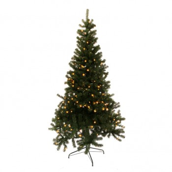 150cm Prelit Grenoble Pine with 150 LED