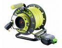 Pro-XT Reverse Open Reel High Visibility Cable - 25m
