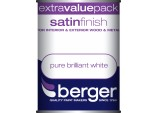 1.25L Pure Brilliant White - Satin Sheen