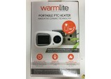 WARMLITE Portable Small Plug in PTC Heater