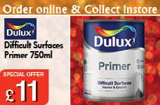 Difficult Surfaces Primer 750ml – Now Only £11.00