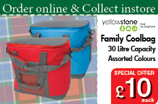 30L Family Coolbag – Now Only £10.00