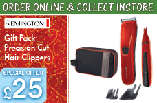 Precision Cut Hair Clipper Gift Pack – Now Only £25.00