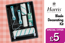 Blade Decorating Kit  – Now Only £5.00