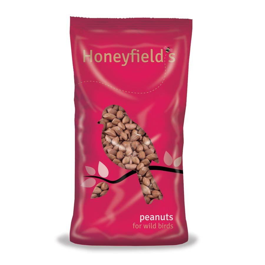 Peanuts for Wild Birds 1.6kg – Now Only £5.00