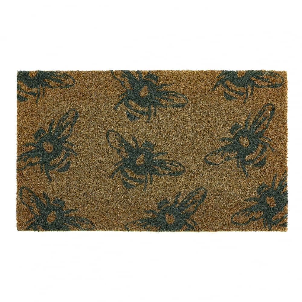 My Mat Printed Coir Mat 45 x 75cm Buzzy Bees – Now Only £9.00