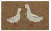 My Mat Printed Coir Mat 45 x 75cm Love ducks – Now Only £9.00