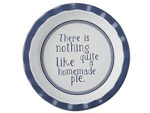 Vintage Indigo Round Pie Dish – Now Only £12.00