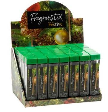FragranstiX Classic Xmas - 6 pieces – Now Only £3.00