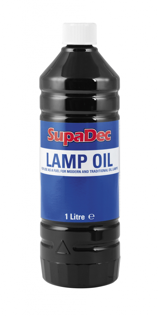 Lamp Oil 1L – Now Only £3.00