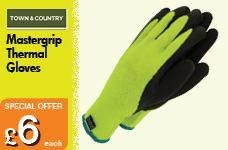 Mastergrip Thermal Gloves -  – Now Only £6.00